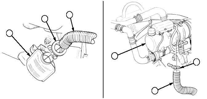 12-4. ENGINE/CREW COMPARTMENT HEATER EXHAUST PIPE REPLACEMENT