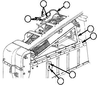 25-35. A/C WIRING HARNESS AND CABLE MAINTENANCE (Contd