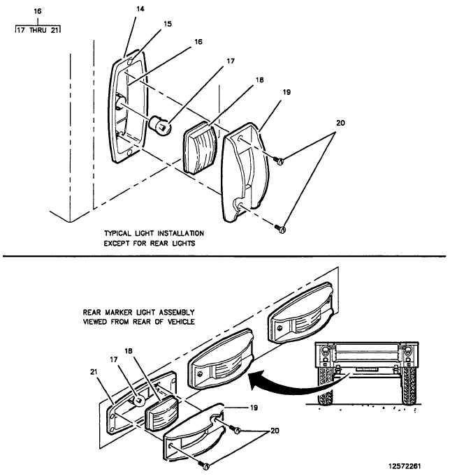 Figure 1. Trailer Lights