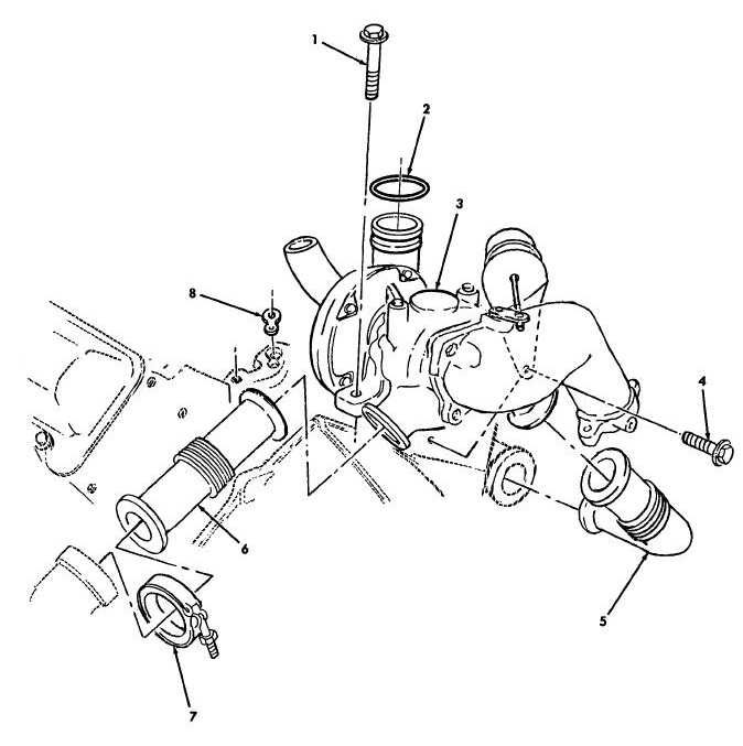Figure 23. Turbocharger Assembly.