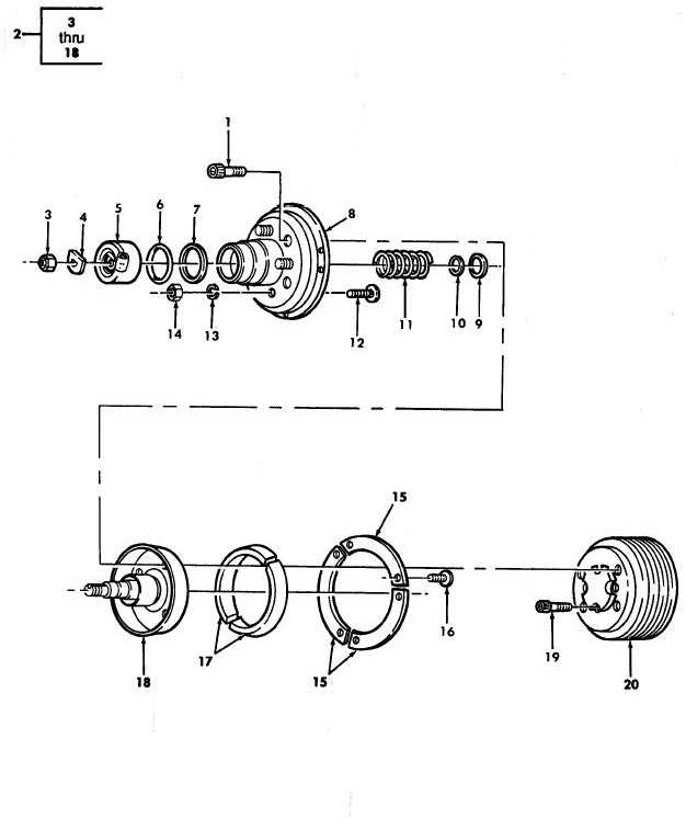 Figure 28. Fan Drive and Pulley.
