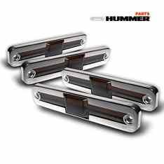 Накладки на поворотники габариты Hummer h2 тонированные