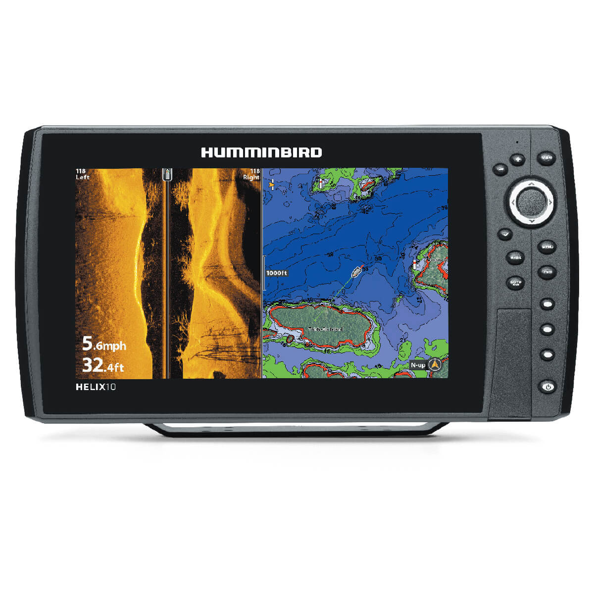 hight resolution of helix 10 si gps