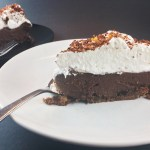 Chocolate-Orange Pie in Gingersnap Crust Recipe