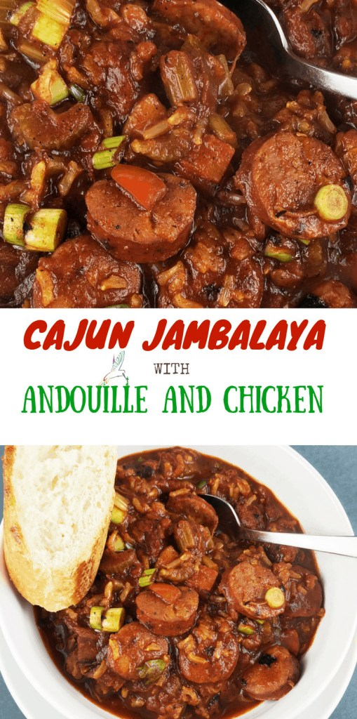 Jambalaya with Andouille and Chicken