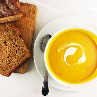 Simple Butternut Squash Soup