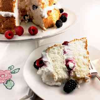 Best Angel Food Cake Recipe