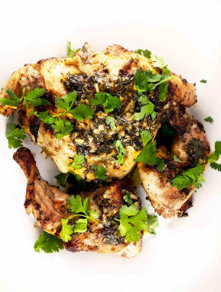 Grilled Piri Piri Chicken