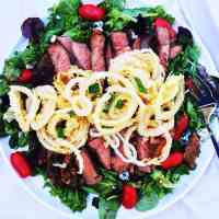 Pioneer Woman Big Steak Salad