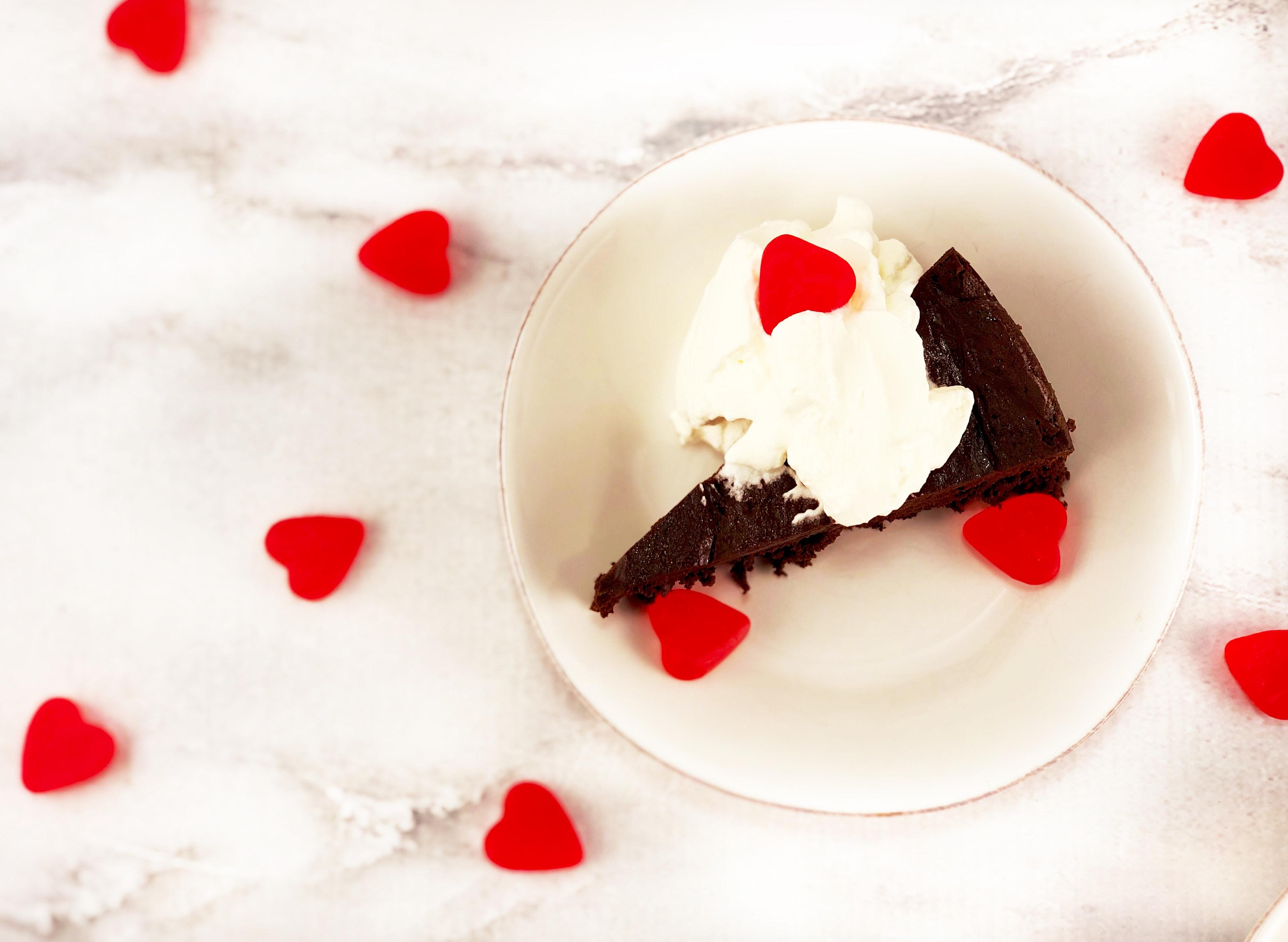 Chocolate Oblivion Truffle Torte