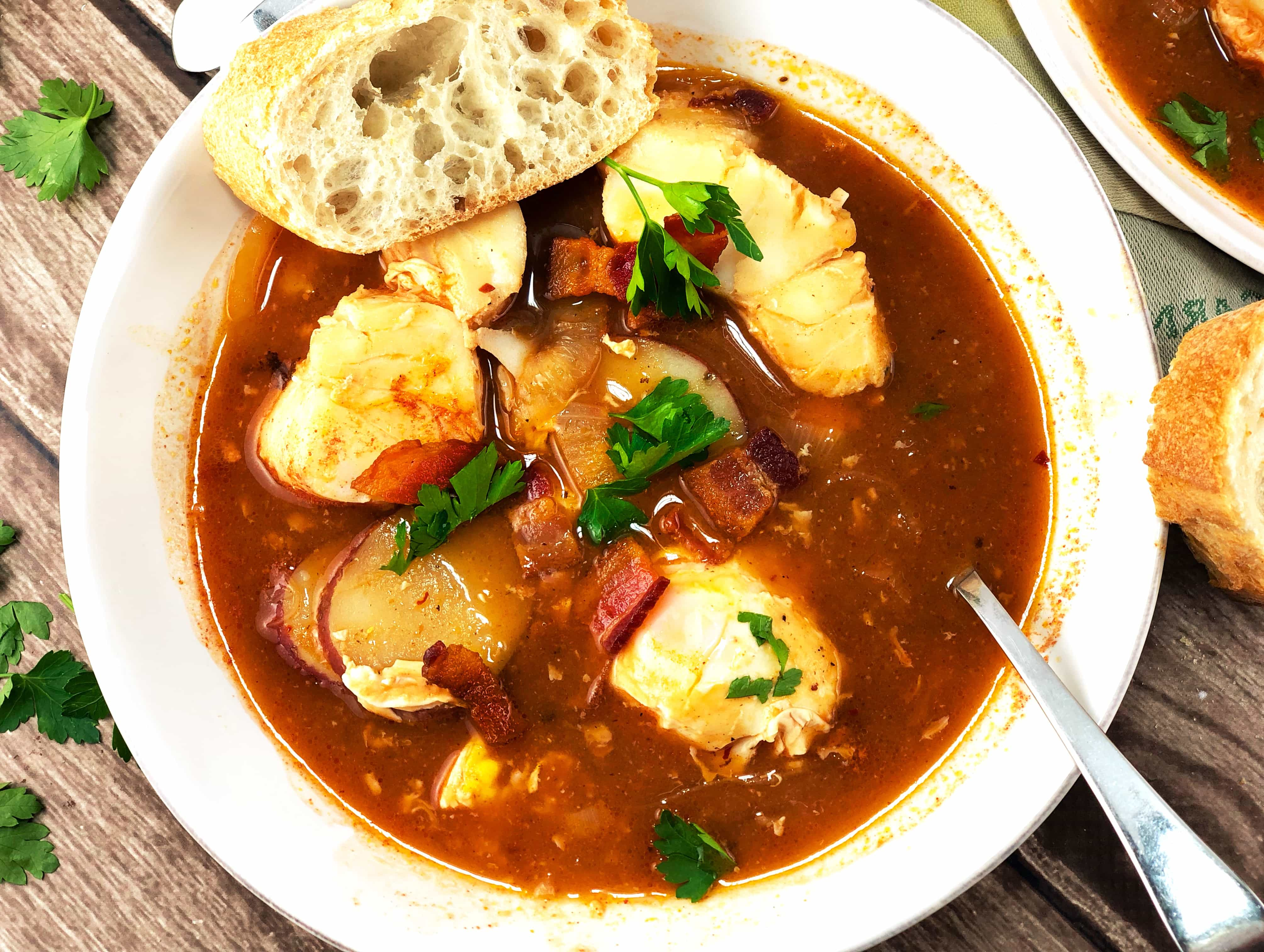 North Carolina Fish Stew