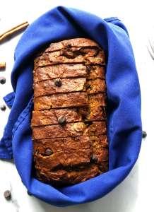 Pumpkin Bread chocolate Chips