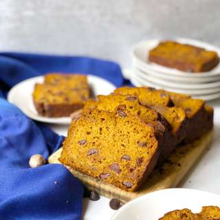 Best Pumpkin Chocolate Chip Bread