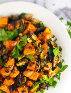 Roasted Thanksgiving Vegetables
