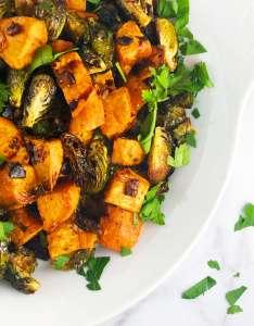 Thanksgiving Vegetables