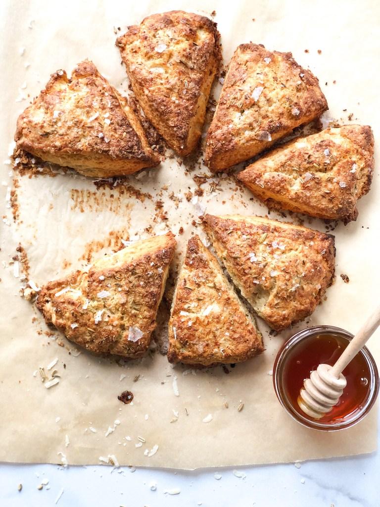 Easy savory Scone recipe