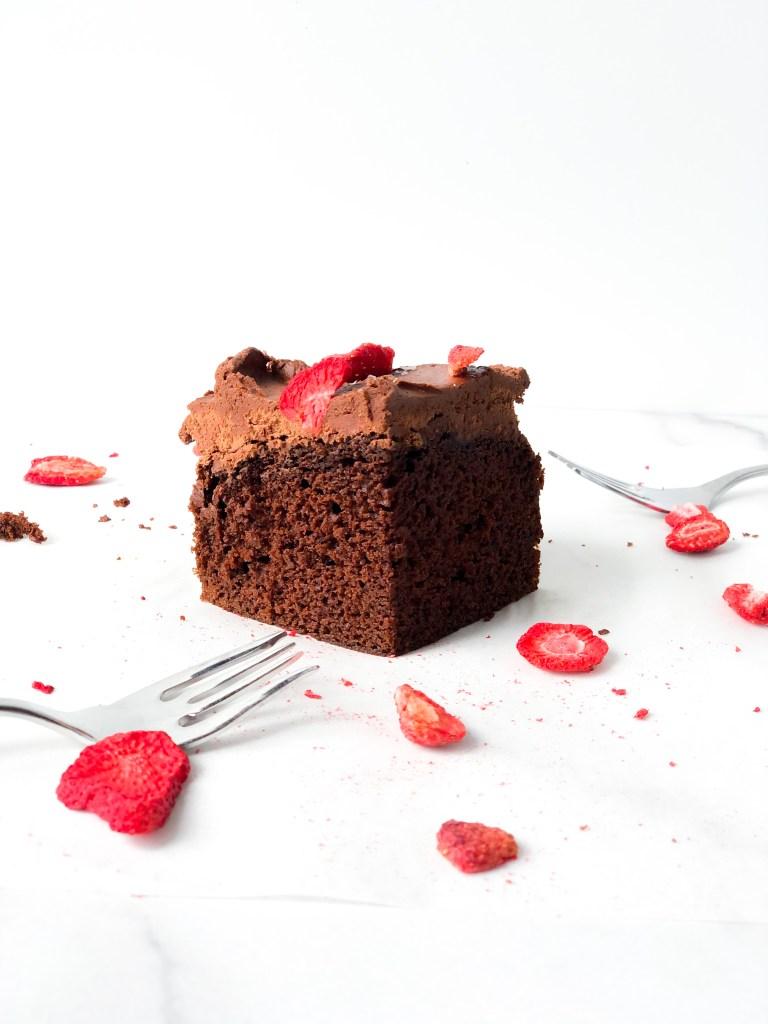Chocolate Buttermilk Cake Recipe