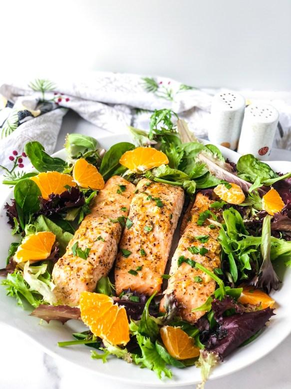 Easy Quick Salmon Recipe