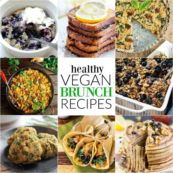 Healthy Vegan Brunch Recipes  Hummusapien