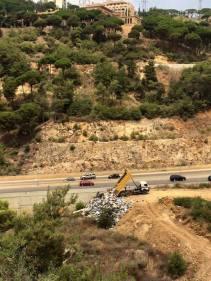 Baabdat Highway