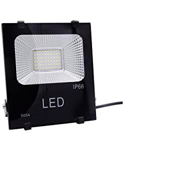 ΠΡΟΒΟΛΕΑΣ LED ΕΞΩΤΕΡΙΚΟΥ ΧΩΡΟΥ 20W AC90-240V 100LM 6000K IP66 39X32.5X46