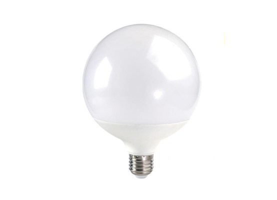 ΛΑΜΠΑ LED (TOP LED) REF:3158 9W 3000K 810LM 220-240V E27 80X115MM