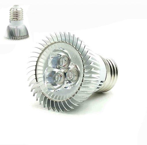 ΛΑΜΠΑ LED E27 3W 220V 7X5CM A-023-7
