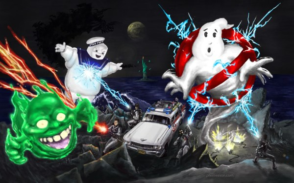 Ultimate Ghostbusters Fan Art