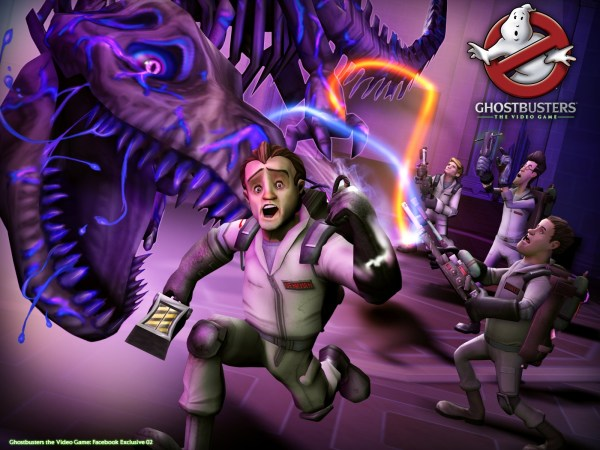 Ghostbusters Game Wii