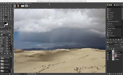 Software Gratis Sama Dengan CorelDraw GIMP