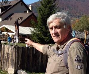 """Dnes aktuálne popredný slovenský satirik a humorista, """"obojživelník"""" Vladimír Javorský"""