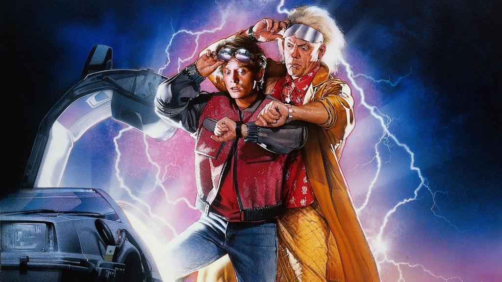 """Der einzige """"Back to the Future""""-Artikel den ihr heute lesen müsst"""