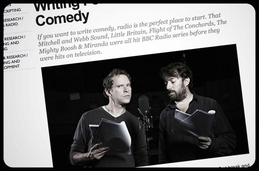 Radio Comedy lernen – Kostenloses e-Book vom BBC