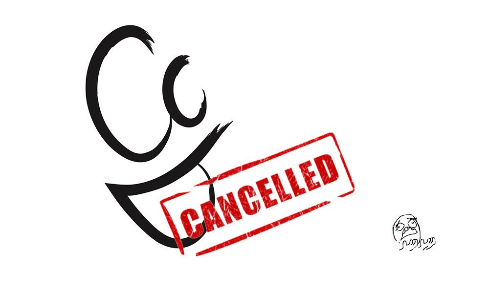 Alle Shows im Comedy Café Berlin vorerst vom Ordnungsamt gecancelled