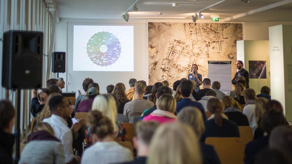 Entrepreneurship Summit 2016