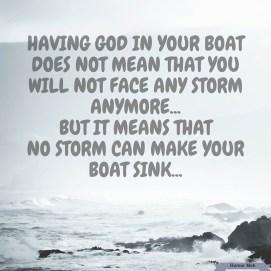 having God