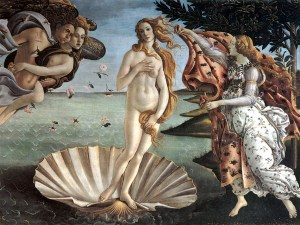 Botticelli BirthofVenus