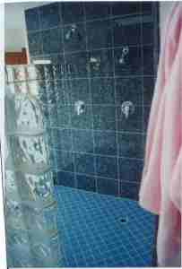 two shower