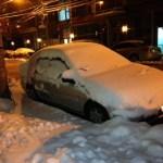 Car in Snow January 2014 Bronx