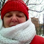 Woman in Winter Bronx 2013 2014