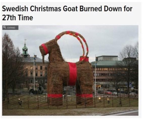 swedishchristmasgoat