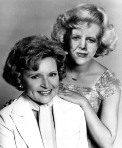 Actress Betty White and Former British Prime Minister Margaret Thatcher in the late 1970s. Photo: Betty White.