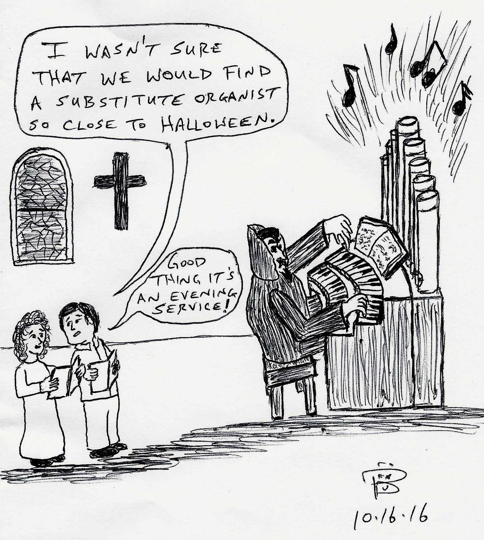 Humor Meets Horror–Sort Of? A Peek into Phil Dillman's