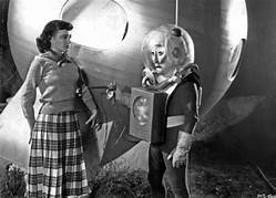 Image result for alien invasion 1950s