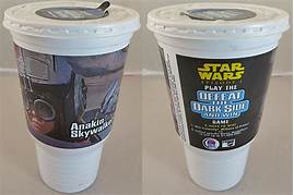 Image result for star wars drink cups