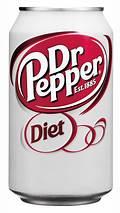 Image result for diet dr pepper