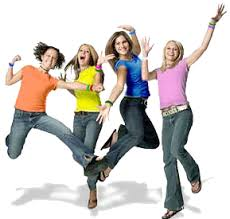 Image result for happy girls