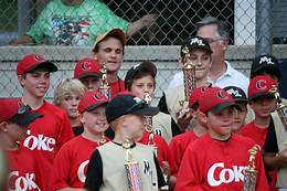 Image result for little league hats handing out