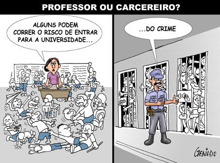Universidade do Crime