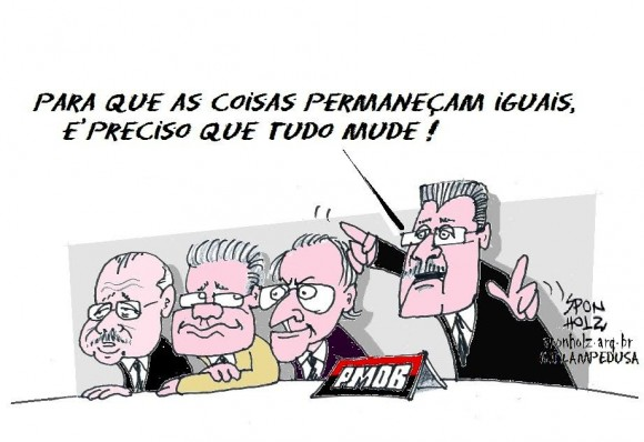 Ratos do PMDB